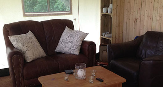 glamping holiday kent